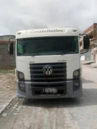 Caminhão caçamba VW 24250