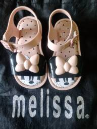 Mini Melissas Originais.