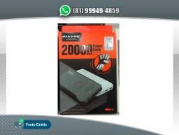 Título do anúncio: Power Bank Bateria Portátil 20000 Mah Pineng PN-939
