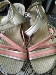 Sapatos variados, número 39