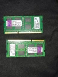Memórias RAM 4GB