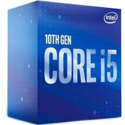 Intel core i5 10400f processador novo