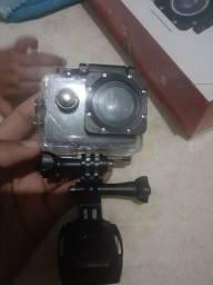 Câmera de gravar na moto