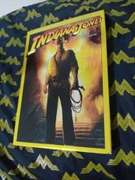 DVD Duplo - Indiana Jones e o Reino da Caveira de Cristal