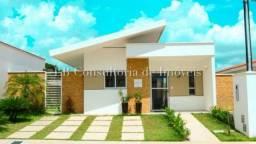 LB - Casa em condomínio fechado/ 2 vagas garagem .