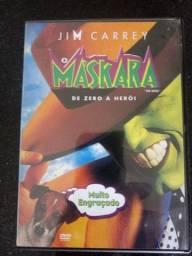 Título do anúncio: DVD - O Máskara