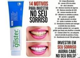 Creme Dental glister / 200 gramas