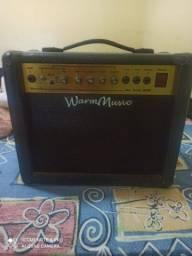 Amplificador de Guitarra WarmMusic Hot Drive HD22