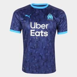 Camisa Importada Olympique de Marseille