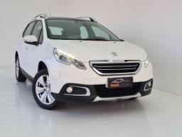 Título do anúncio: Peugeot - 2008 Allure 1.6 Aut. - 2016 (Com Teto Panorâmico)