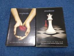 Vendo Livros Saga Crepúsculo completa ? 4 livros