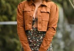 Jaquetas femininas novas