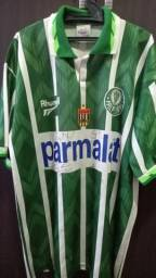 Camisa Palmeiras COLECIONADOR 92/93 ORIGINAL EPOCA