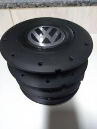 Jogo Calotas Modelo Amarok Rodas Ferro Volkswagen Aros 13/14/15 Furação 4x100.