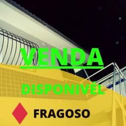Título do anúncio: Casa prive em Fragoso em avenida nova 2qtos 1st pt aut. finac.