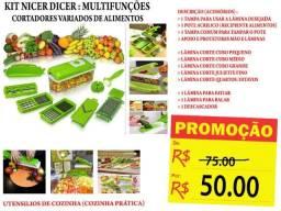 Grandes ofertas em utensilios de cozinha, a partir de quinze reais .. veja anuncio