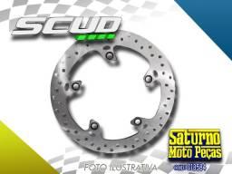 Título do anúncio: Disco Freio Dianteiro CB-Twister 2016 SCUD (013584)