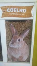 Ração para coelhos