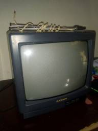 Vendo tv 14 polegadas Mitsubishi