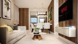Apartamento com 2 quartos | 1 suíte | Varanda Gourmet | 2 vagas | Bairro Jardim Finotti