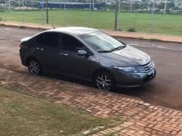 Honda City Automático Mod. Ex 2012
