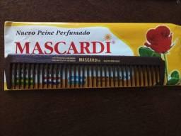 Pente Mascardi Perfumado Antiestático