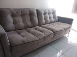 Sofá alongado