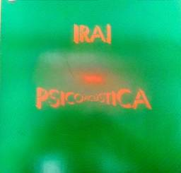 Disco Lp Vinil Psicoacústica - Ira!