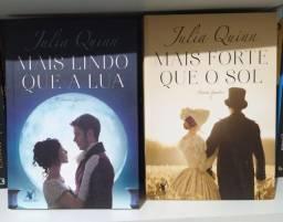 Duologia Julia Quin / Mais forte que o sol * Mais lindo que a lua