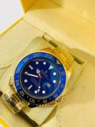 Título do anúncio: Relógio rolex 1° linha em Aço Inox com garantia