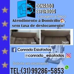Título do anúncio: Lavagem e Impermeabilização de sofá