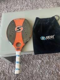 Título do anúncio: Raquete Beach tênis. Sexy