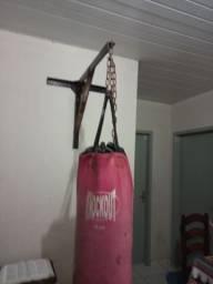 Saco para treino de box