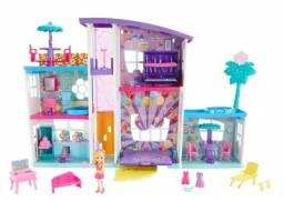Título do anúncio: Polly Pocket Mattel Mega Casa de Surpresas