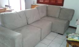 Sofa retrátil 5lugares