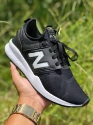 Título do anúncio: Tênis New balance preto/branco