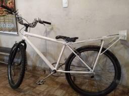 Vendo bike com rastadeira