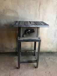 Mesa serra de bancada
