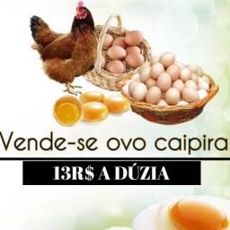 Ovos galinha caipira??