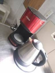 Título do anúncio: Cafeteira + jarra elétrica