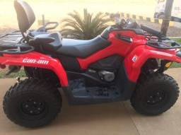 Título do anúncio: Quadriciclo canan-an 570 cilindradas