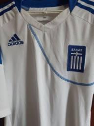 Camisa Seleção Grécia. Tam. P