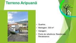 Título do anúncio: terreno no condomínio aripuanã