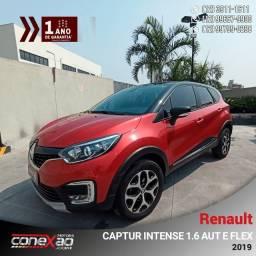 Título do anúncio: Renault Captur Intense 2019 1.6