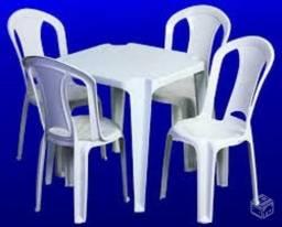 Aluguel de mesas e cadeiras em Bangu/Padre Miguel e Realengo