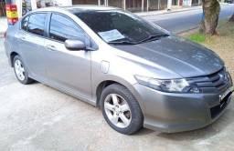 """Honda City 2010 - Automático - """"Raridade"""""""