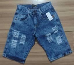 Título do anúncio: Bermudas jeans no atacado