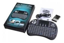 Mini teclado sem fio - (R$ 39,90) NOVO