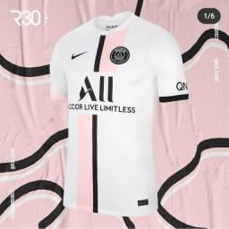 Título do anúncio: Camisa PSG branca 2021/2022