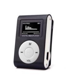 Mini MP3 play portátil recarregáveis